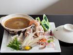 Seafood soup at Vu Sua