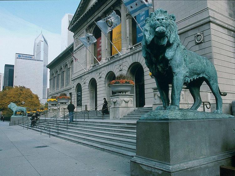The Art Institute of Chicago; Chicago, IL