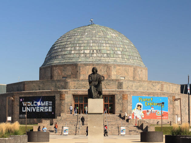Adler Planetarium | Chicago, IL | Museums in Museum Campus
