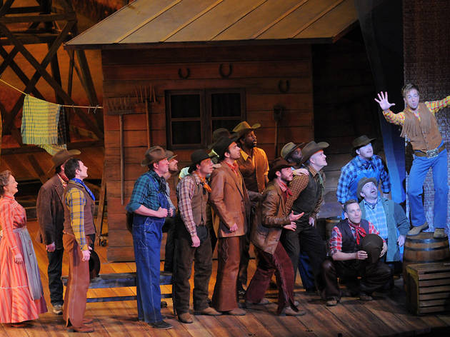(Photograph: Robert Kusel/courtesy Lyric Opera of Chicago)