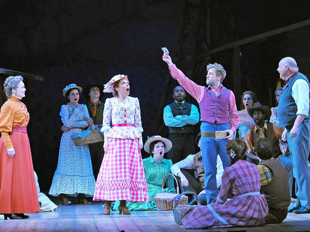 (Photograph: Dan Rest/courtesy Lyric Opera of Chicago)