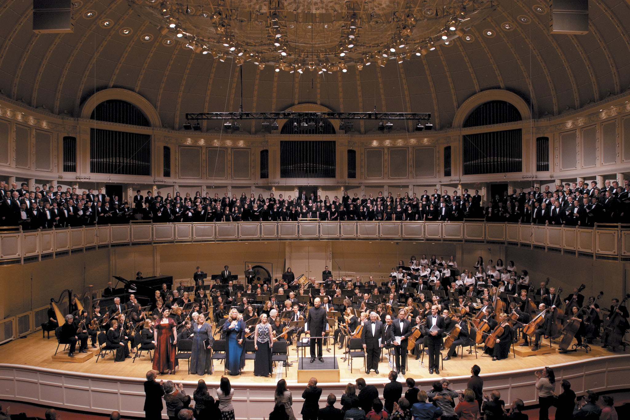 Chinese New Year concert at Symphony Center
