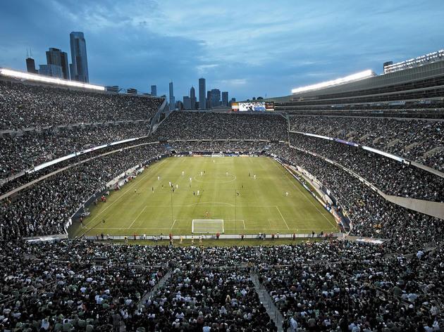 Soldier Field | Chicago, IL