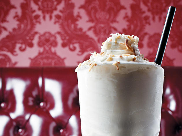 Salty Caramel Milkshake from 25 Degrees, $13
