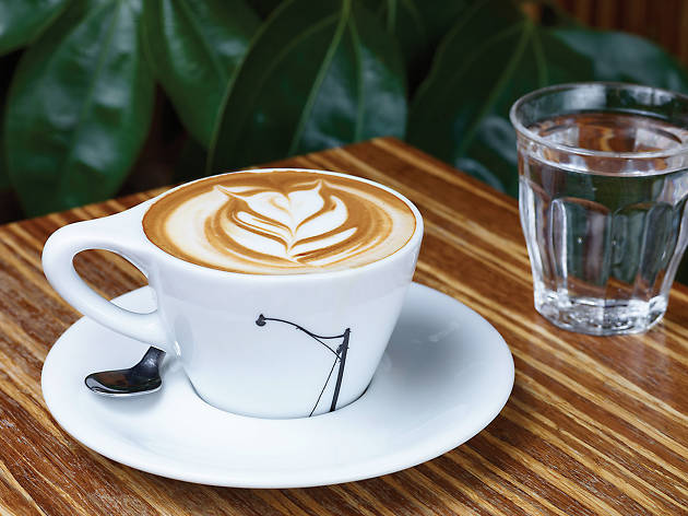 The best coffee shops