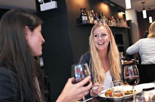 Cru Café and Wine Bar