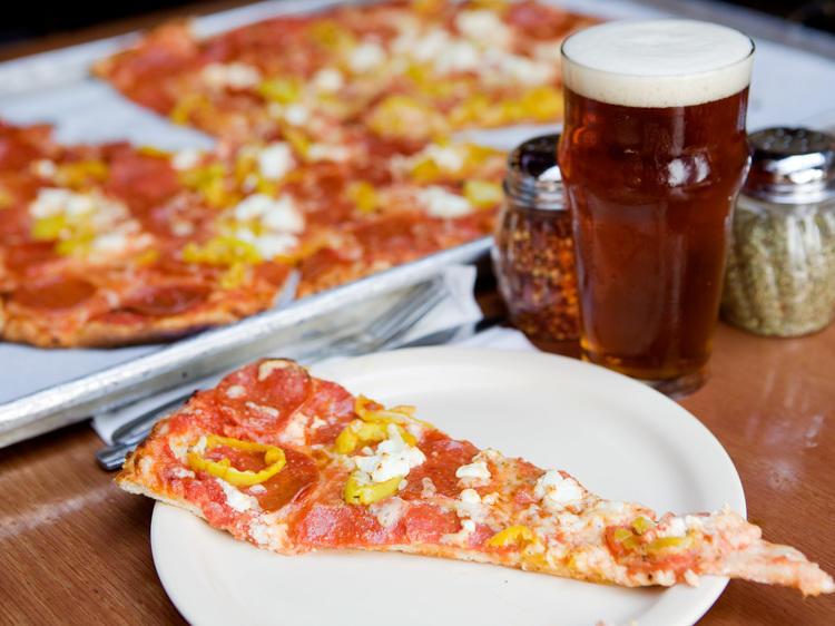 WEST TOWN: Piece Brewery & Pizzeria