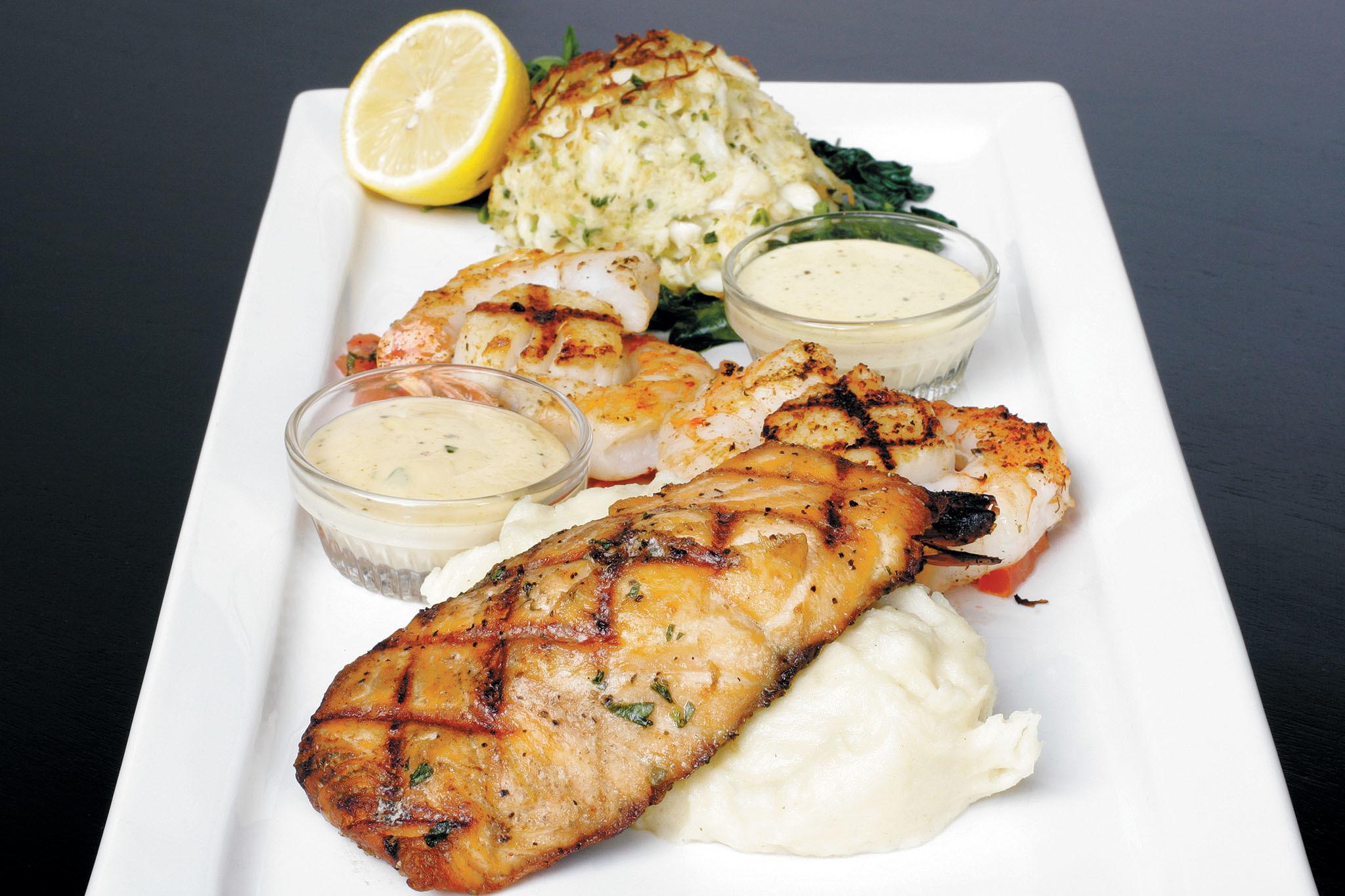Devon Seafood Grill