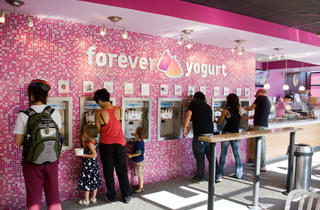 Forever Yogurt (CLOSED)