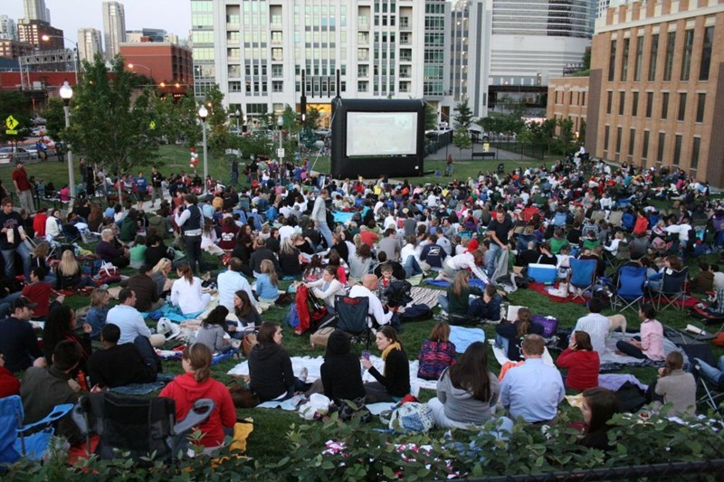 Movies in the Parks lineup announced