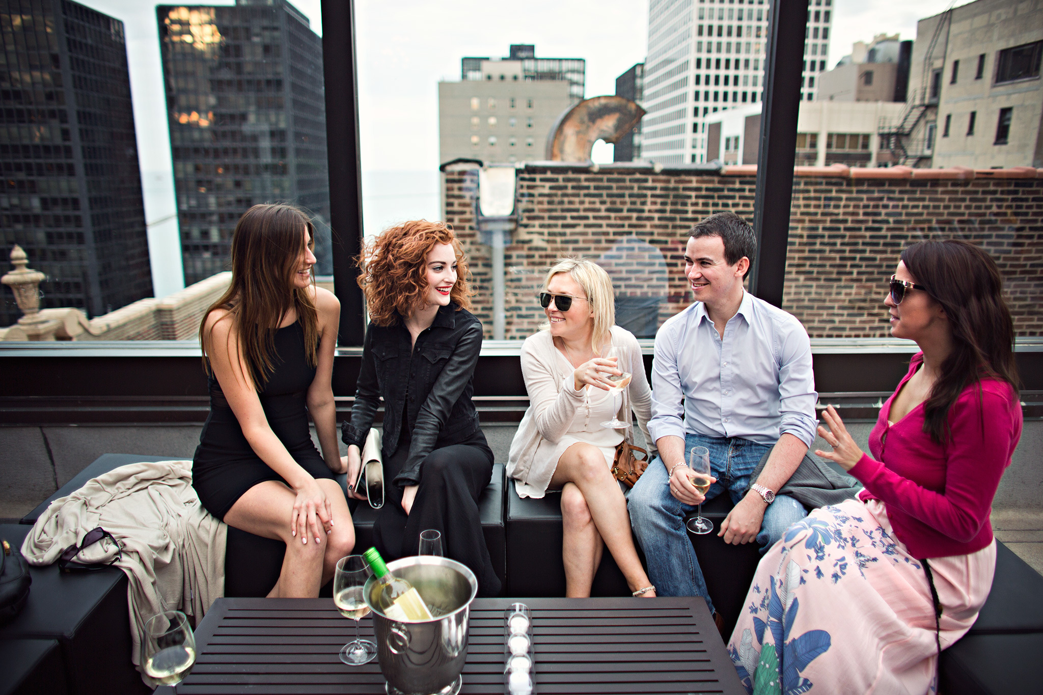 The best rooftop bars