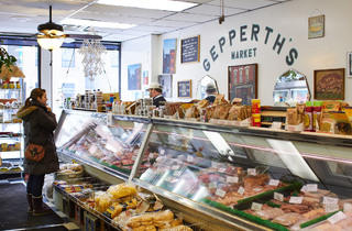 Gepperth's Meat Market