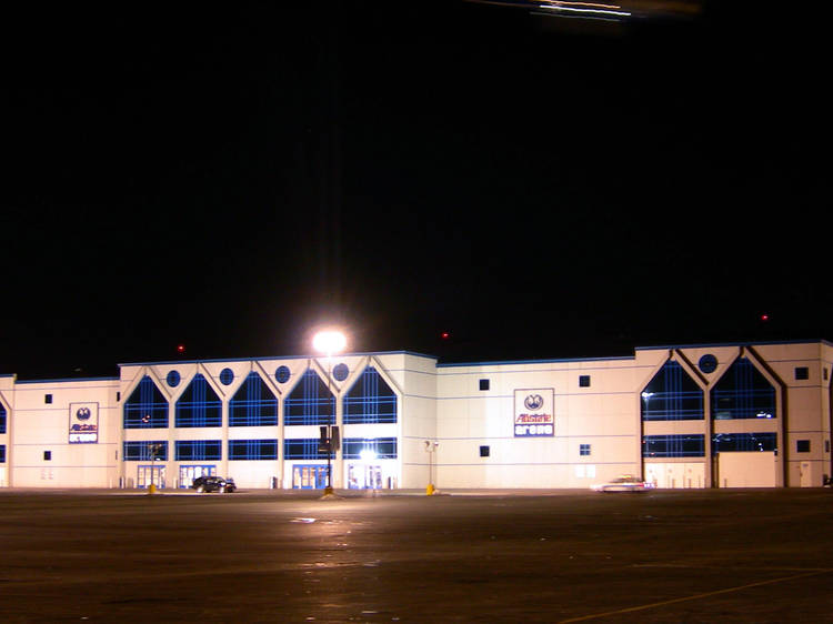 Chicago Wolves at the Allstate Arena