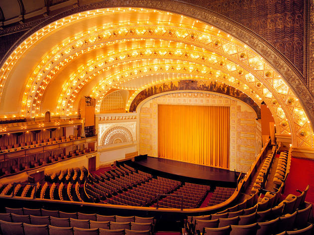 The Auditorium Theatre's 2018–2019 season has much to offer dance lovers