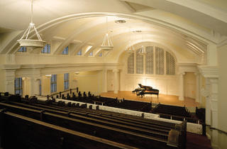 Music Institute of Chicago, Nichols Concert Hall