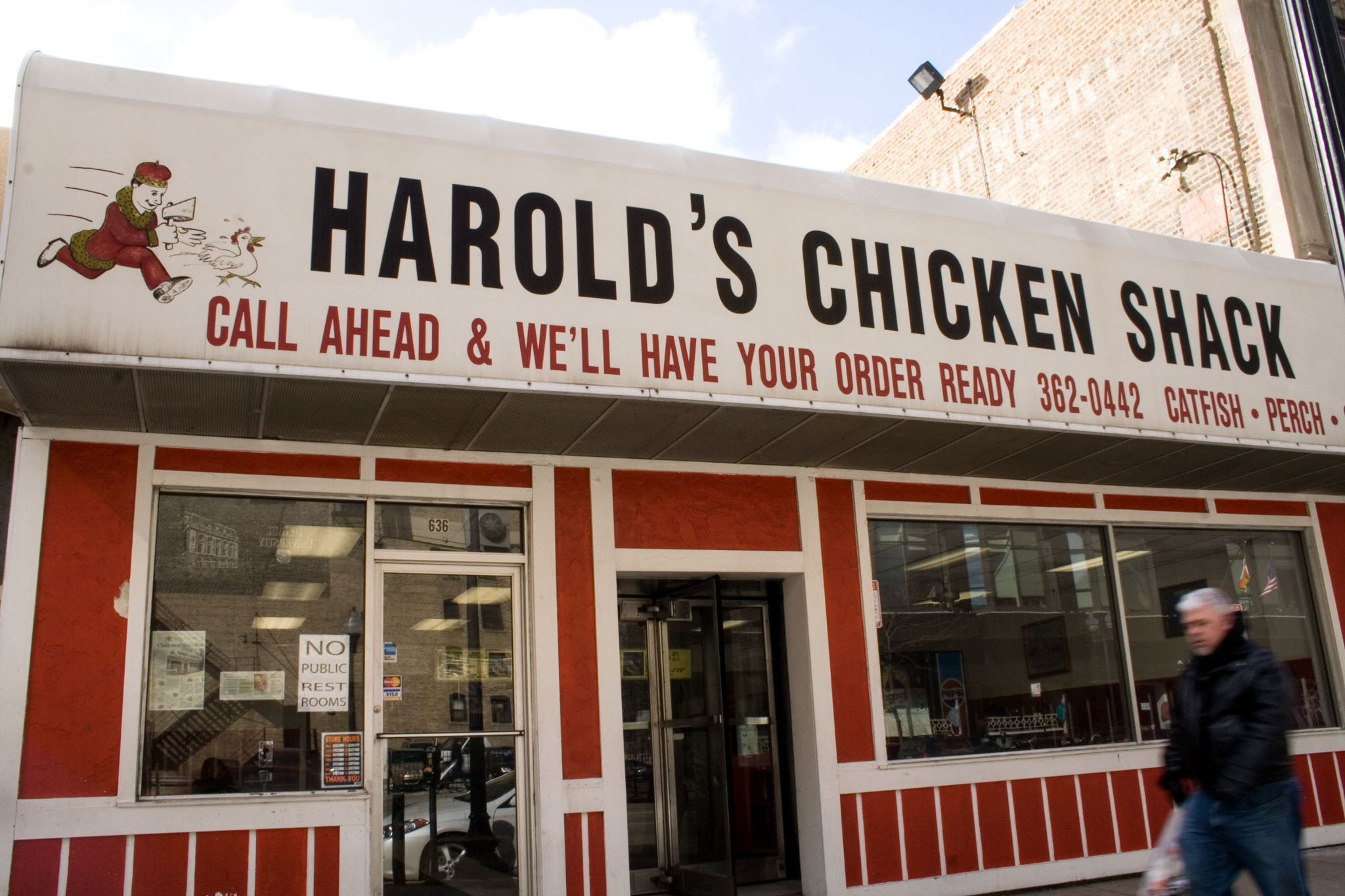 Harold's Chicken Shack #24