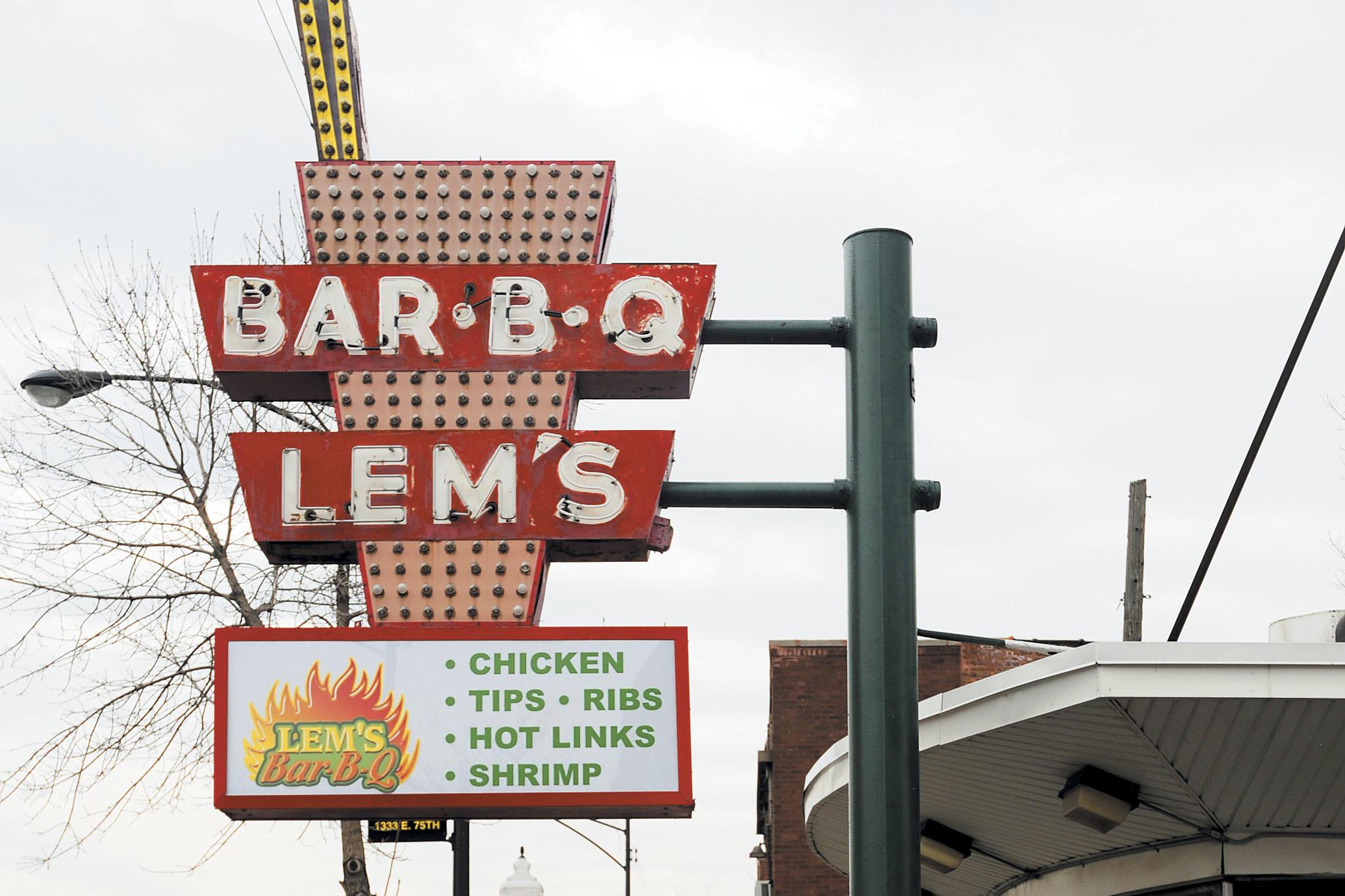 Lem's Bar-B-Q