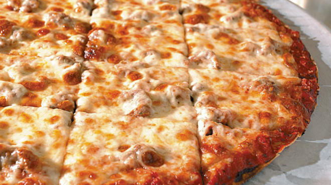as far as pizza styles go chicago style tavern pie is undoubtedly the ...