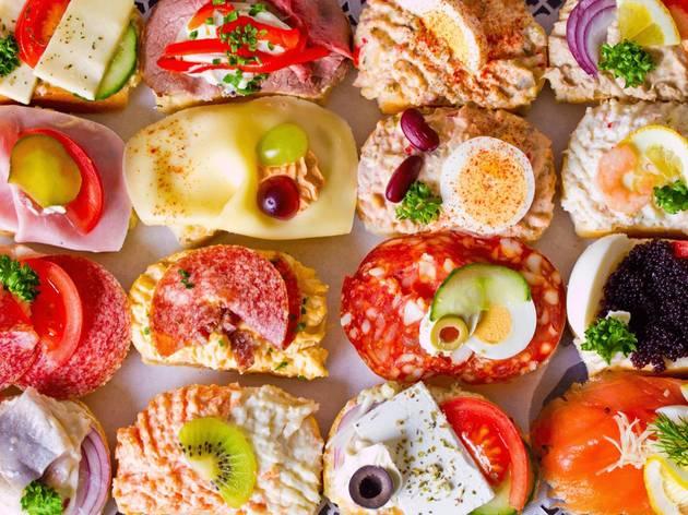Duran European Sandwiches & Cafe (CLOSED)