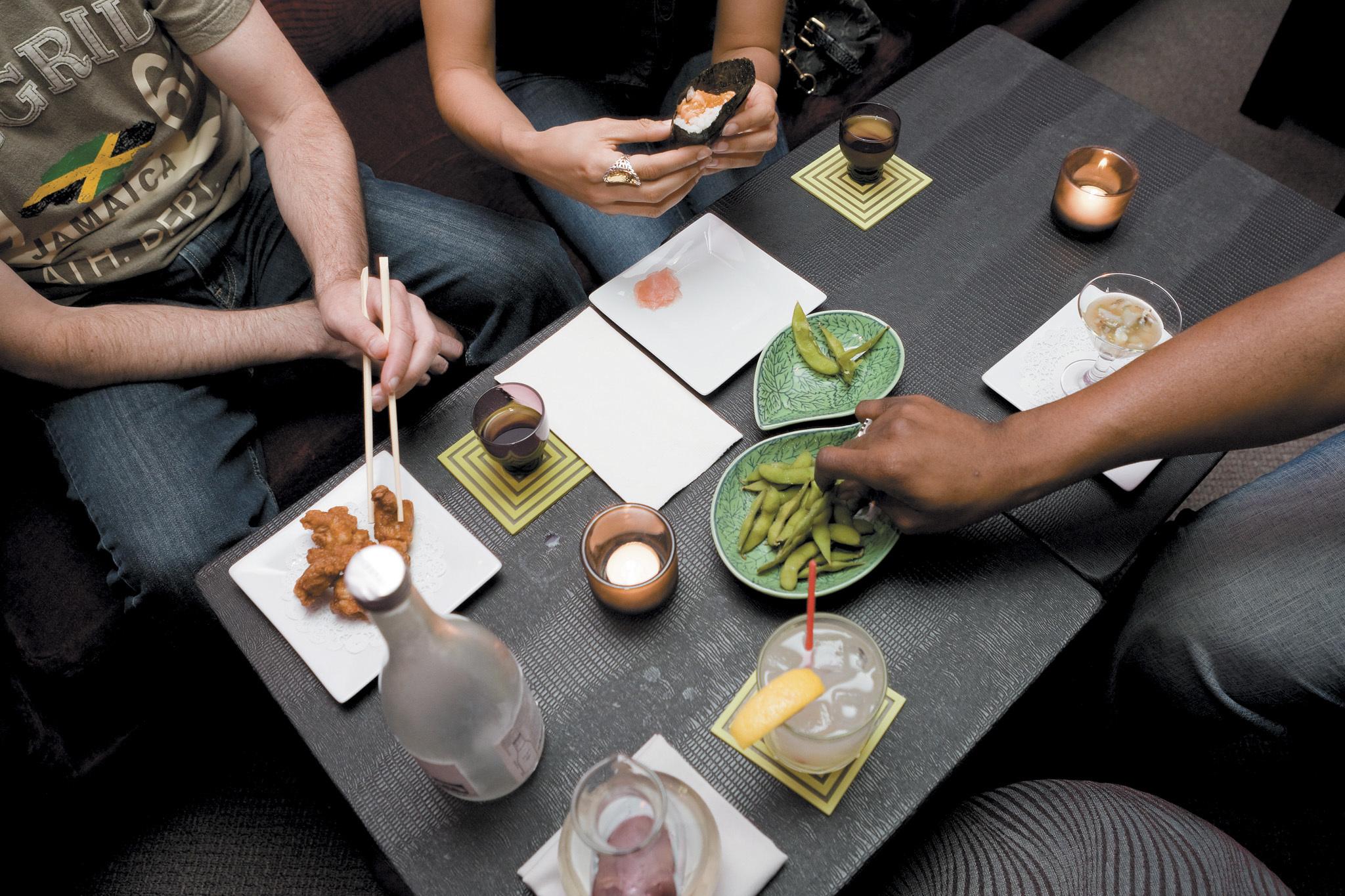 Murasaki Sake Lounge