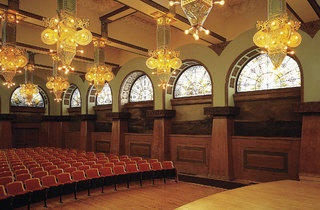 Ganz Memorial Hall, Roosevelt University