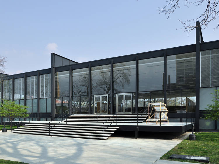 Tour the work of Ludwig Mies van der Rohe at the Illinois Institute of Technology