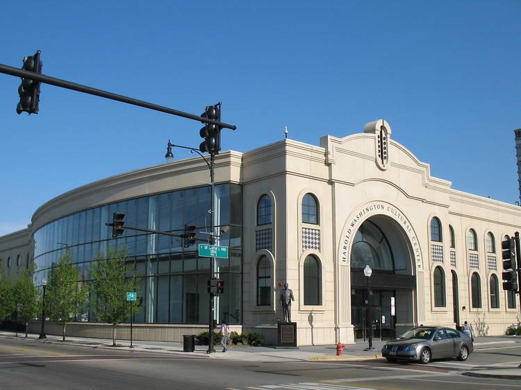Harold Washington Cultural Center