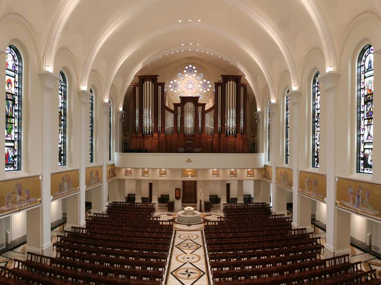 Loyola University, Madonna della Strada Chapel
