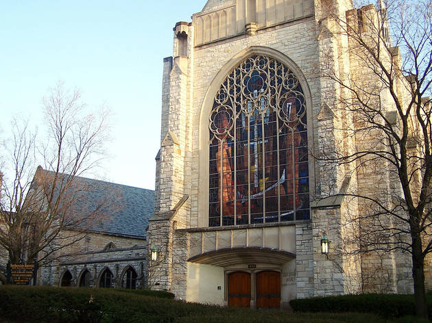 Millar Chapel