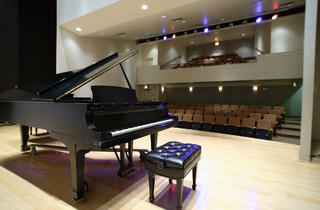 Sherwood Conservatory Recital Hall