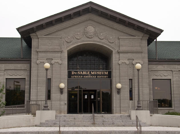 Visit the DuSable Museum, America's foremost museum of African-American history.