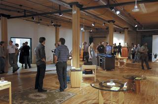 Bridgeport Art Center 3rd Fridays