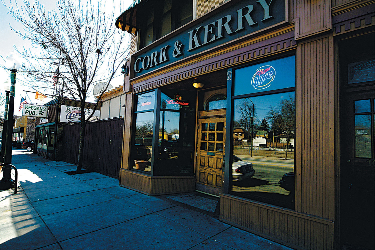 Cork & Kerry, Beverly
