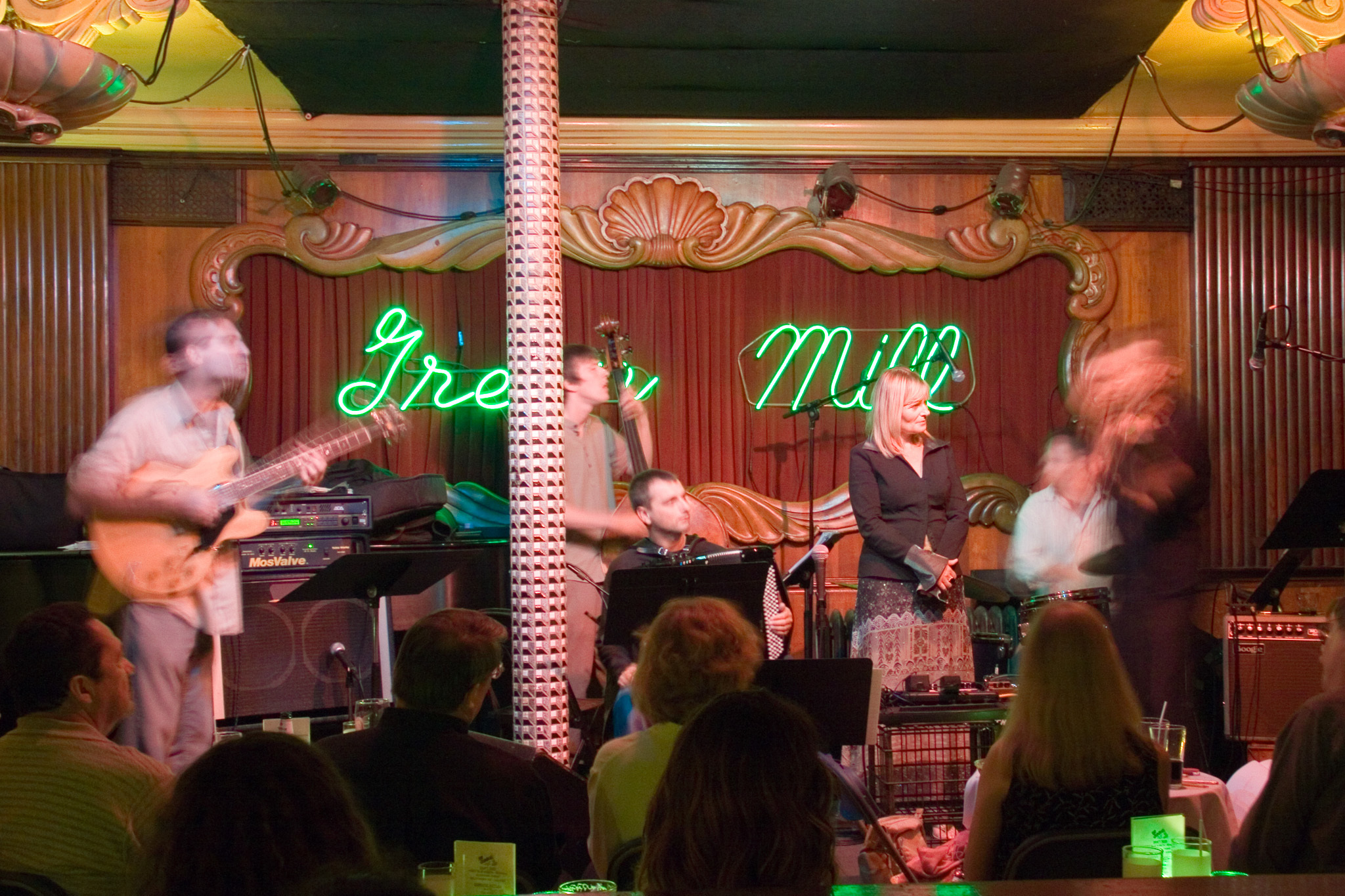 The best jazz clubs in Chicago