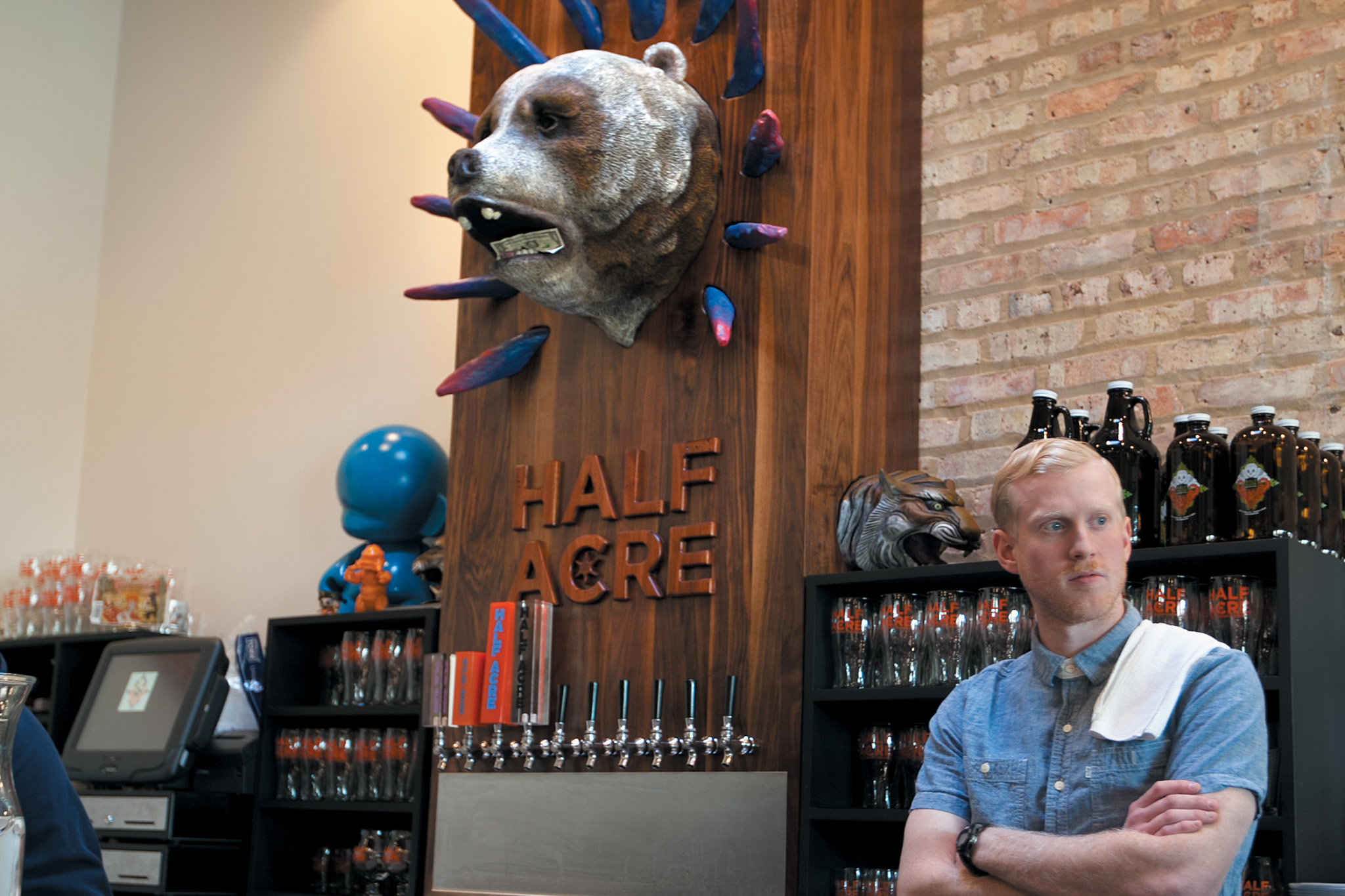 Sip a free pint of Daisy Cutter at Half Acre this week