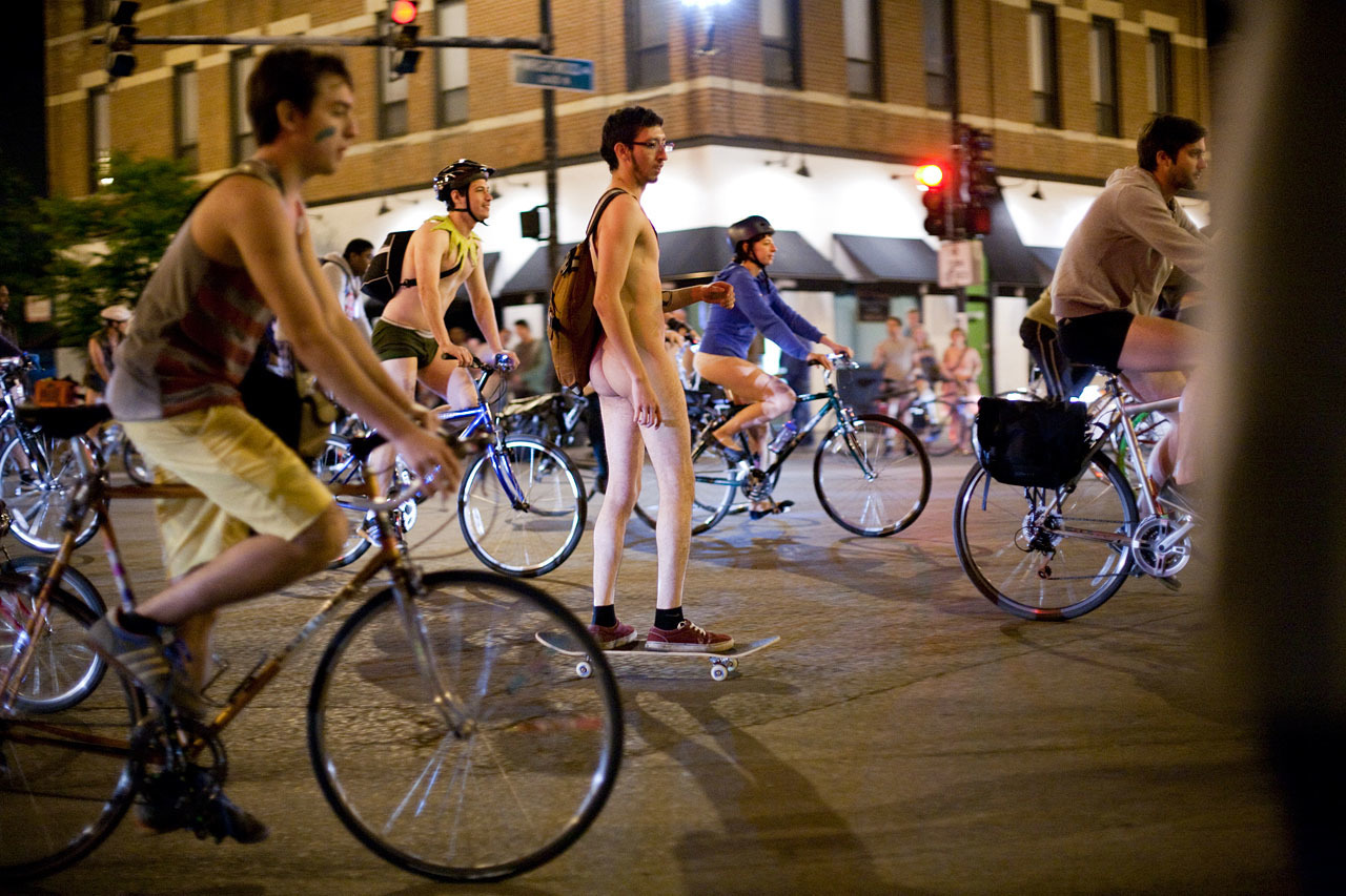 World Naked Bike Ride 2013 photos