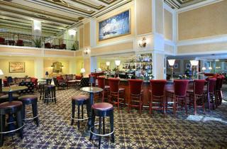 Martini Bar at the Millennium Knickerbocker Hotel