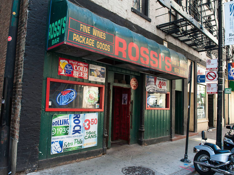 The dive: Rossi's