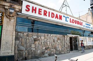 "Sheridan ""L"" Lounge and Delicatessen"
