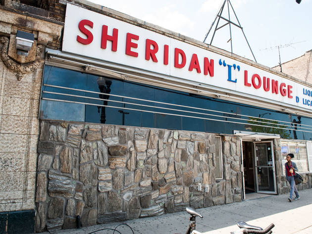 "Sheridan ""L"" Lounge and Delicatessen"