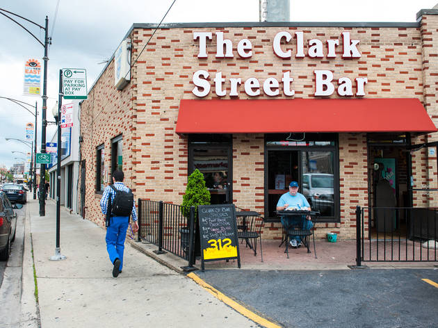 Clark Street Bar (CLOSED)