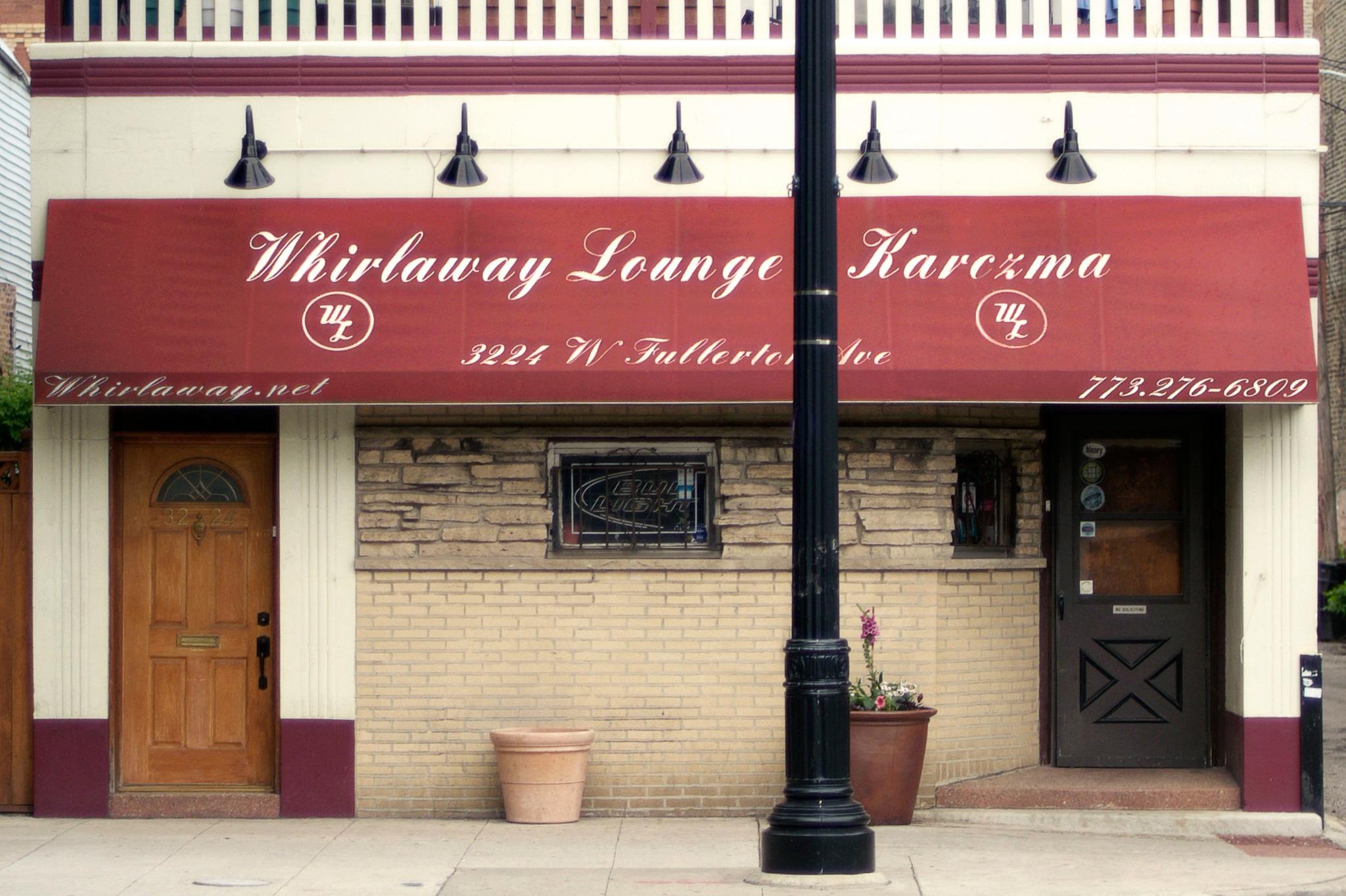 Whirlaway Lounge