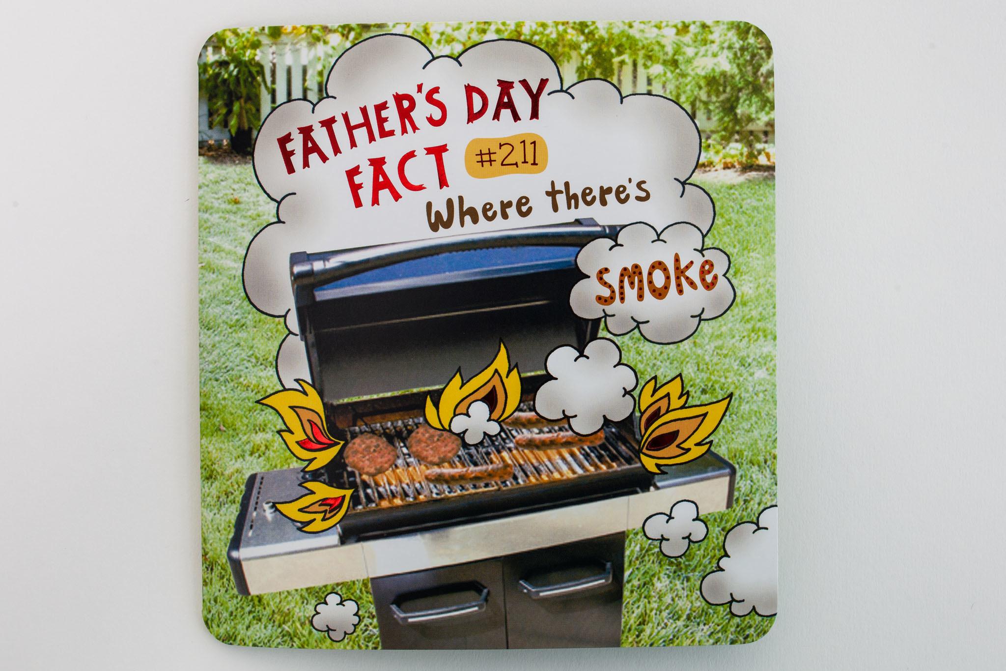 Father's Day card clichés