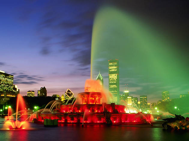 The most romantic places in Chicago