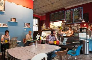 A Delicious Cafe