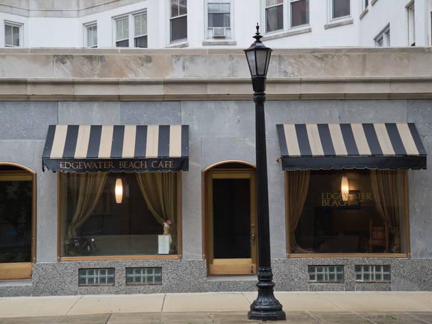 Edgewater Beach Café