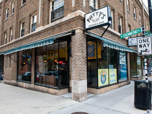 Fatty's Burgers & More (CLOSED)