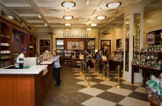 Ghirardelli Chocolate Shop & Soda Fountain