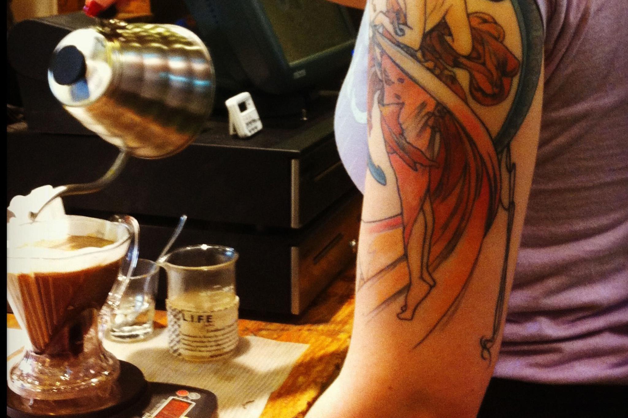 Metropolis Coffee Company