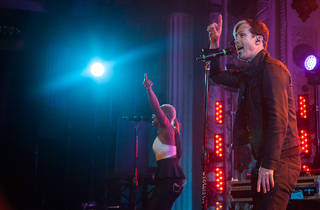 Lollapalooza 2014: Fitz & The Tantrums